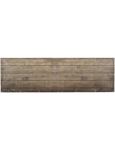 FLORAWORLD Zaunelement »comfort«, PVC, LxH: 300 x 90 cm