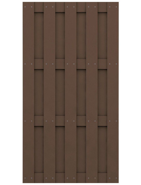 TraumGarten Zaunelement »JUMBO«, Holz-Polymer-Werkstoffe (WPC), LxH: 98 x 179 cm