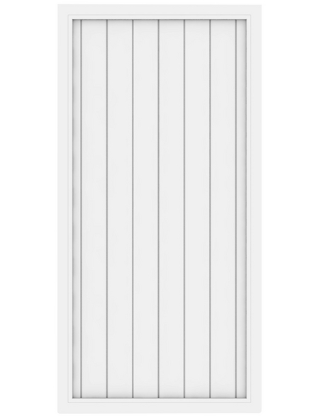 TraumGarten Zaunelement »LL RIVA«, Kunststoff, LxH: 90 x 180 cm