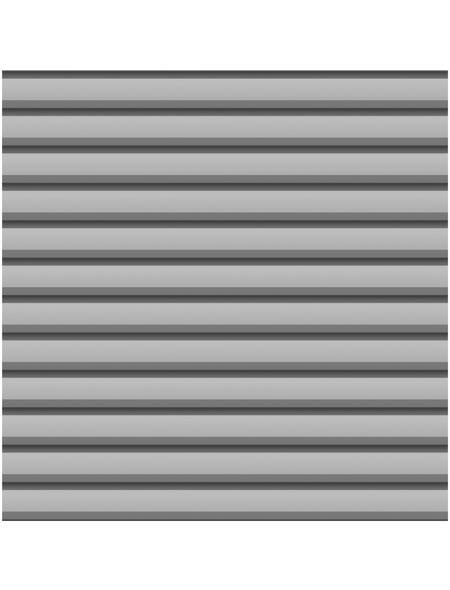 TraumGarten Zaunelement »System Basic«, Metall, LxH: 180 x 45 cm