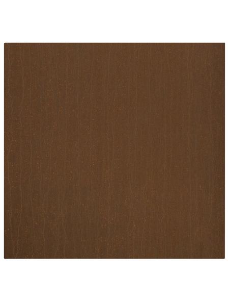 TraumGarten Zaunelement »System Board/HPL/ACP«, Holz-Kunststoff-Verbundwerkstoff, LxH: 90 x 90 cm