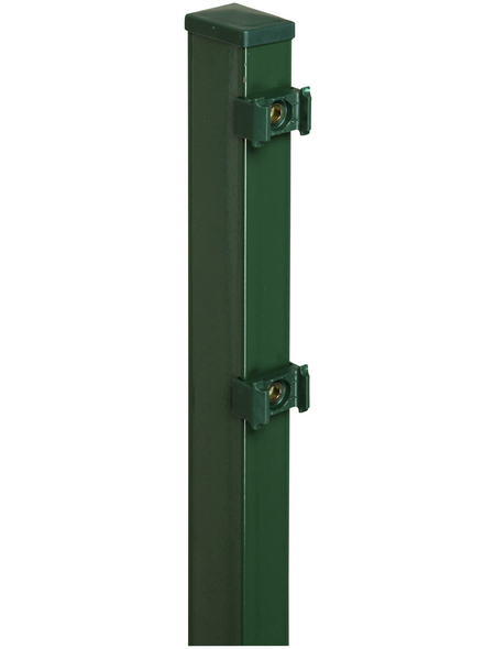 FLORAWORLD Zaunpfosten »Serie«, Stahl, BxHxL: 6 x 4 x 120 cm