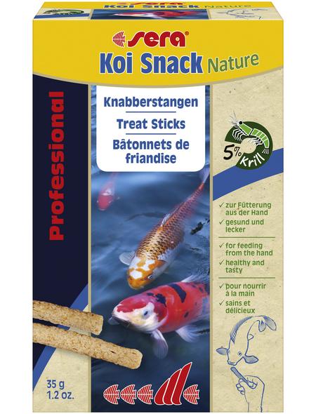 sera Zierfischfutter »Koi Snack«, Pond, (35g)