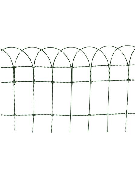 FLORAWORLD Ziergeflecht, HxL: 40 x 2500 cm, grün