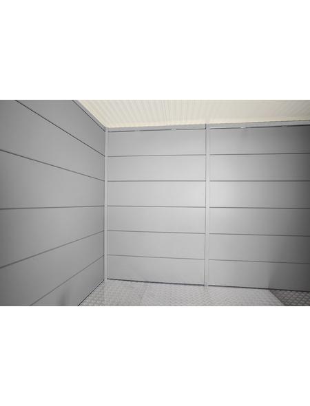 WOLFF Zubehör Gartenhäuser/Lauben für Gerätehäuser  »Eleganto«, Stahlblech