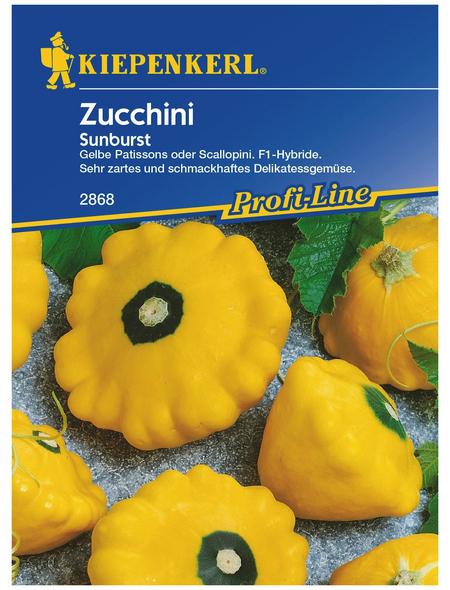 KIEPENKERL Zucchini Cucurbita pepo »Sunburst«
