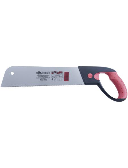 CONNEX Zugsäge, Länge: 30 cm, Material Sägeblatt: Metall