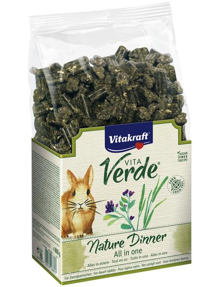 VITAKRAFT Zwergkaninchenfutter »VitaVerde«, für Zwergkaninchen