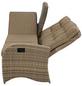 ploß® 3er-Loungesofa »Rabida Comfort«, Breite 210 cm, inklusive Auflagen-Thumbnail