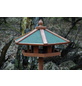 DOBAR 6-eckiges FSC-Vogelhaus Panorama-Thumbnail