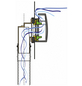 OTTOFOND Ab-/Überlaufgarnitur-Thumbnail