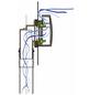 OTTOFOND Ab-/Überlaufgarnitur, Durchmesser: 40/50 mm, Kunststoff-Thumbnail