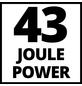 EINHELL Abbruchhammer »TC-DH 43«, 1600 W, ohne Akku-Thumbnail