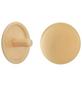 GECCO Abdeckkappe, Polyethylen, eiche hell, Ø 12 mm, 20 St.-Thumbnail