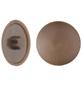 GECCO Abdeckkappe, TX25, PE, braun, Ø 13,5 mm, 50 St.-Thumbnail