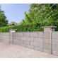 EHL Abdeckplatte, BxHxL: 32 x 50 x 4 cm, glatt, Beton-Thumbnail