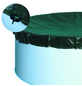 SUMMER FUN Abdeckung, BxLxH: 460 x 725 x 7 cm, Polyethylen (PE)-Thumbnail
