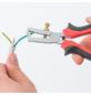 CONNEX Abisolierzange, Länge: 16 cm, Kunststoff/metall-Thumbnail