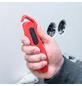 CONNEX Abmantelmesser, rot, Kunststoff-Thumbnail