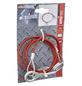 UNITEC Abreißseil, mit Öse, Stahl/Kunststoff, 100 cm-Thumbnail