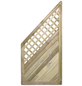 MR. GARDENER Abschlusselement »Rügen«, HxL: 180 x 90 cm, beige-Thumbnail