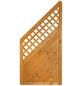 MR. GARDENER Abschlusselement »Westerland«, Douglasienholz, LxH: 90 x 180/95 cm-Thumbnail
