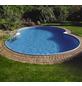 SUMMER FUN Achtformbecken-Set,  achtform, B x L x H: 420 x 650 x 120 cm-Thumbnail