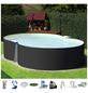SUMMER FUN Achtformbecken-Set Achtformbeckenset , achtform, BxLxH: 420 x 650 x 120 cm-Thumbnail