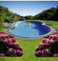 SUMMER FUN Achtformbecken-Set Achtformbeckenset , achtform, BxLxH: 460 x 725 x 150 cm-Thumbnail