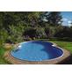 SUMMER FUN Achtformbecken-Set Achtformbeckenset , achtform, BxLxH: 500 x 855 x 120 cm-Thumbnail