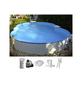 SUMMER FUN Achtformpool BxLxH: 350 cm x 540 cm x 120 cm-Thumbnail