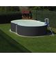 SUMMER FUN Achtformpool Set , achtform, BxLxH: 420 x 650 x 120 cm-Thumbnail