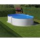 SUMMER FUN Achtformpool Set »Exclusiv«, achtform, BxLxH: 420 x 650 x 150 cm-Thumbnail
