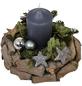 Adventsgesteck, sahara dekoriert-Thumbnail