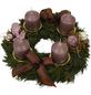 GARTENKRONE Adventskranz, Edeltanne, Ø: 25 cm, dekoriert-Thumbnail