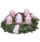 GARTENKRONE Adventskranz, Edeltanne, Ø: 35 cm, dekoriert-Thumbnail
