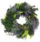 GARTENKRONE Adventskranz, Mischgrün, Ø: 25 cm, undekoriert-Thumbnail