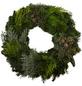 GARTENKRONE Adventskranz, Mischgrün, Ø: 30 cm, undekoriert-Thumbnail