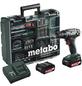 METABO Akku-Bohrschrauber-Set BS 14.4 14,4 V 2 Ah 80-tlg.-Thumbnail