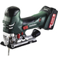 METABO Akku-Stichsäge »STA 18 LTX 140«, inkl. 2 Li-Power Akkupacks (18 V/4,0 Ah)-Thumbnail