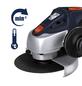 KRAFTRONIC Akku-Winkelschleifer »KT-WS 18 Li Solo«, 18V, 8500U/min-Thumbnail