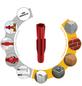 TOX Allzweckdübel, Polyethylen, 15 Stück, 12 x 71 mm-Thumbnail