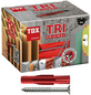 TOX Allzweckdübel, Polyethylen, 25 Stück, 8 x 51 mm-Thumbnail