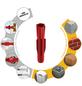 TOX Allzweckdübel, Polyethylen, 4 Stück, 12 x 71 mm-Thumbnail