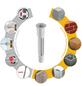 TOX Allzweckdübel, Polyethylen, 6 Stück, 10 x 66 mm-Thumbnail