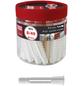 TOX Allzweckdübel, Polyethylen, 85 Stück, 8 x 49 mm-Thumbnail