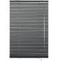 Aluminium-Jalousie, Schiefer, 100x175 cm-Thumbnail