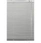 Aluminium-Jalousie, Silber, 90x175 cm-Thumbnail