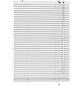 Aluminium-Jalousie, Weiß, 140x175 cm-Thumbnail