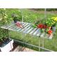VITAVIA Aluminiumtisch, BxHxt: 56,1 x 80,9 x 120 cm-Thumbnail